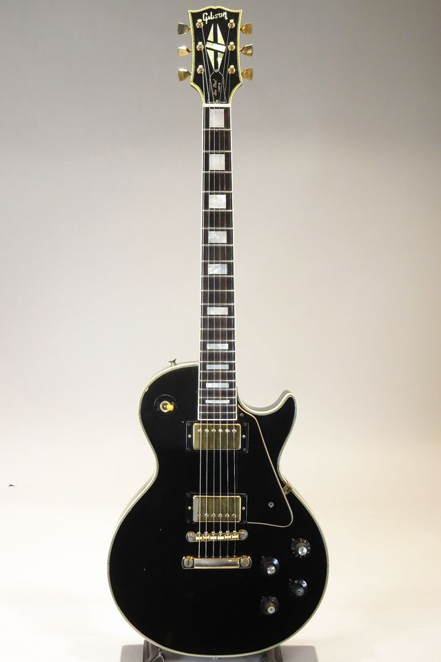 Gibson 1969 Ebony Les Paul Custom
