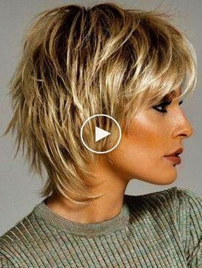 Feb 20 2020 30 Short Layered Hairstyles Haircut Ideas Short Haircut Shortshag 30 Short Layer In 2020 Long Face Hairstyles Short Shag Hairstyles Short Hair Styles