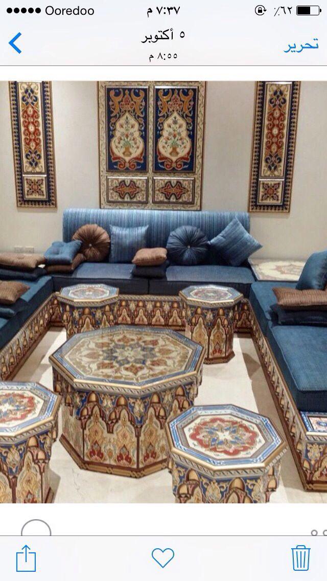 ديوانية شامية Home Decor Furniture Decor