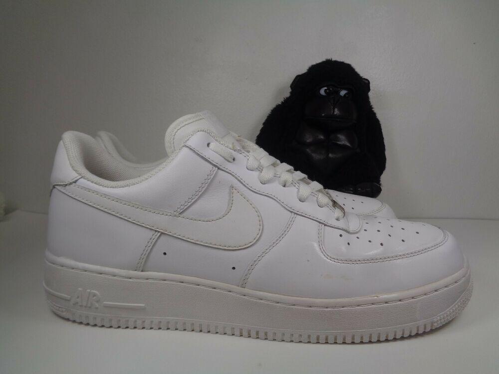 White basketball shoes, Mens nike air