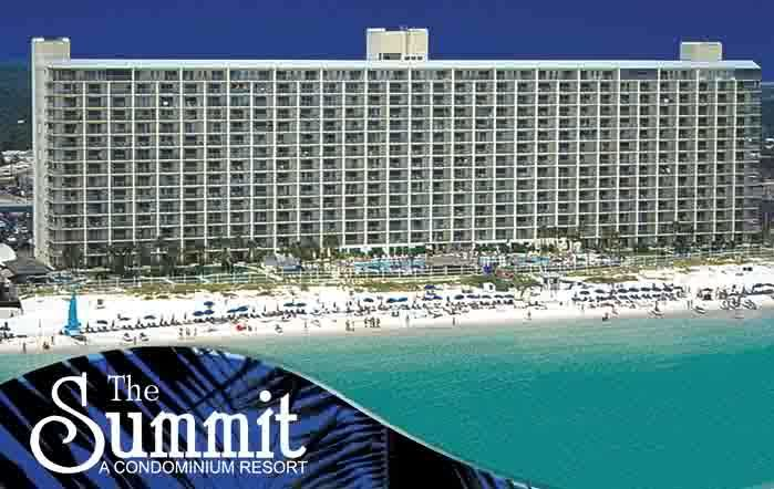 Hotels In Panama City Beach >> Summit Hotel Panama City Beach Florida 32408 Panama City