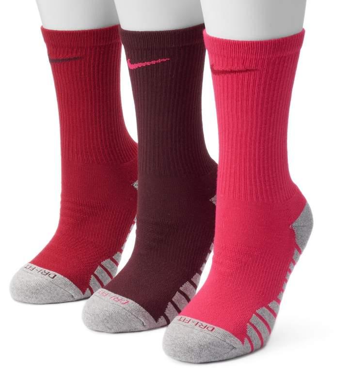 cb34a8e26 Nike 3-pk. Performance Crew Socks - Boys in 2019 | Products | Socks ...