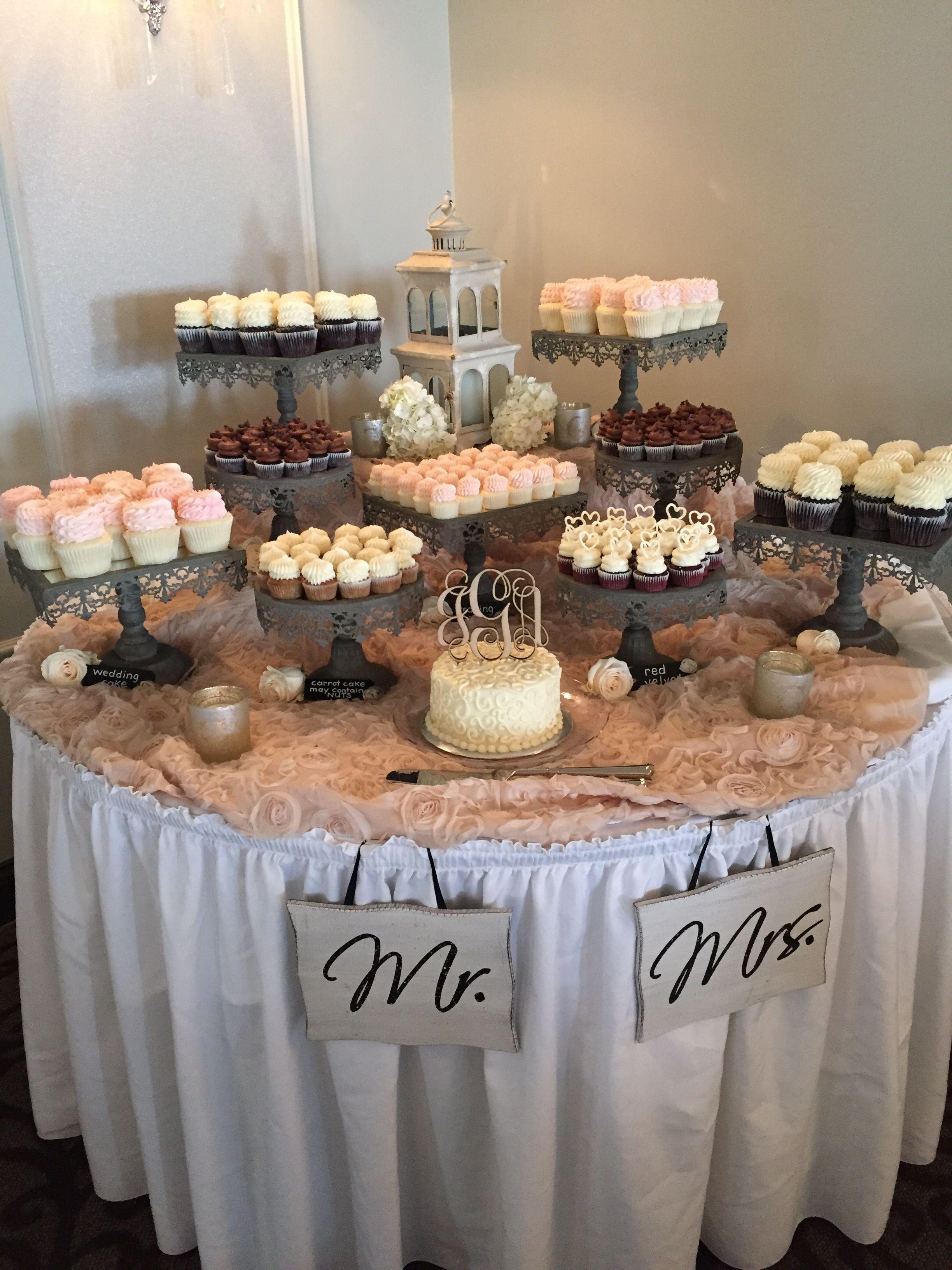 Dessert Table Goals 3 Themadisoneventcenter Weddingcake Cake Wedding Cakegoa Dessert Bar Wedding Dessert Display Wedding Rehearsal Dinner Dessert Ideas