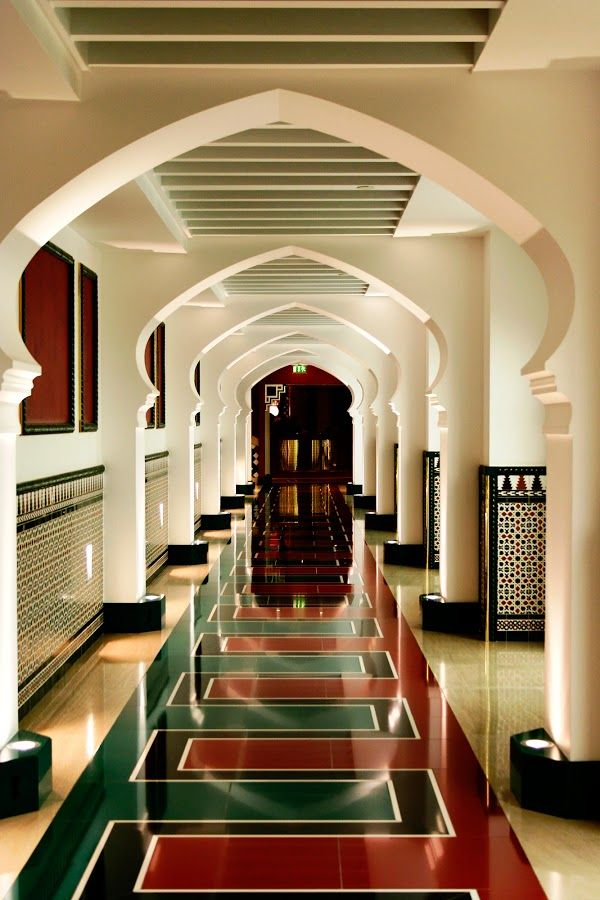 Hotel Interior: The Interior Design Of Burj Al Arab Pdf