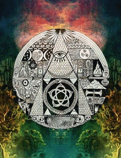 All Seeing Eye Third Eye Symbolism Sacred Geometry All Seeing Eye