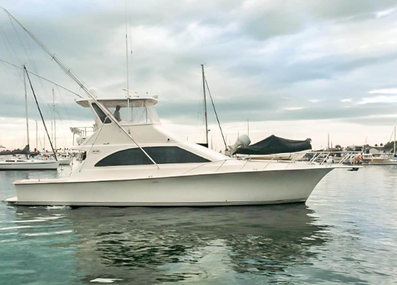 SOLD 1997 48' Ocean Yachts Super Sport in Newport Beach