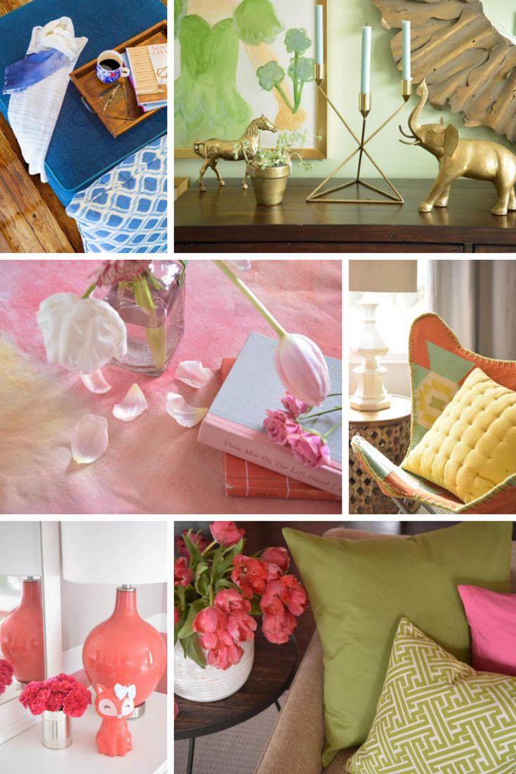 Spring Color Palette Ideas for Your Home | Hgtv, House and Organizations