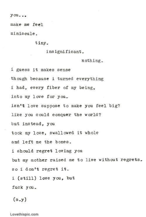 you love quote sad heartbroken letter breakup love quotes