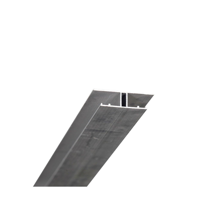 Profil Jonction Pour Plaque Ep 16 Mm Aluminium L4 M Dhaze