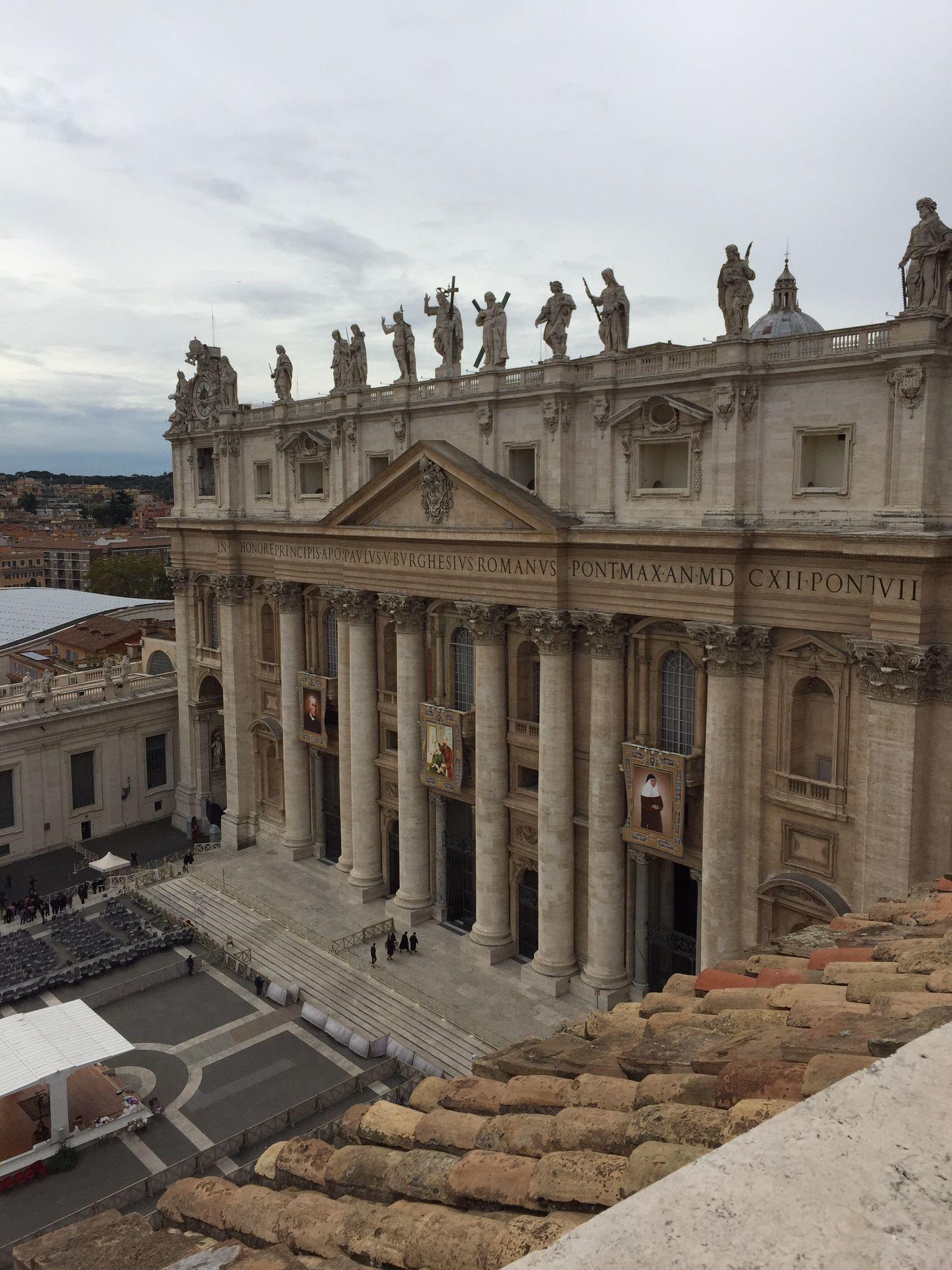 Vaticano...Vatican City In Rome #memorable #santuary