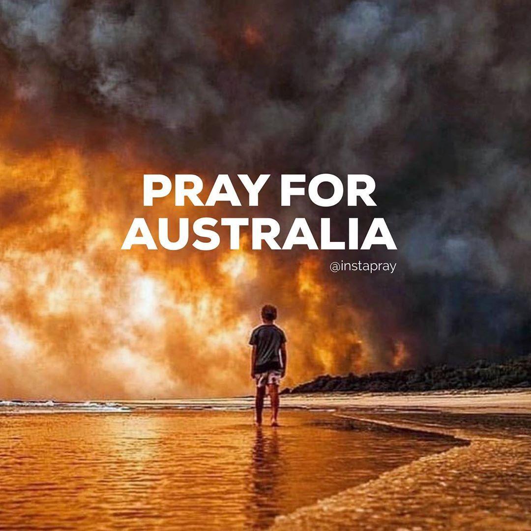 """Instapray on Instagram """"Let's pray for Australia it's"""