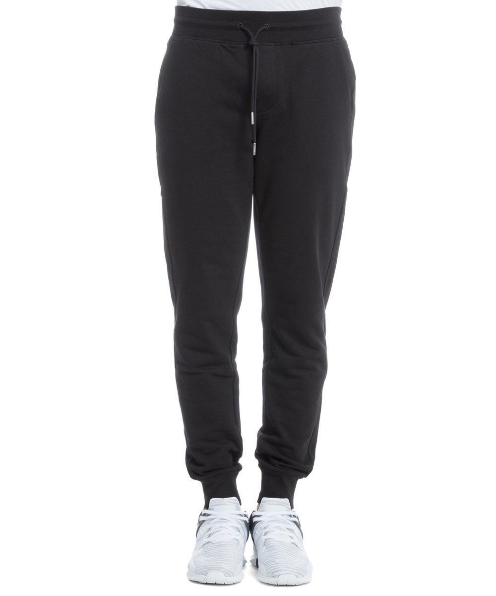 MONCLER Moncler Men'S 87030008098U999 Black Cotton Joggers'. #moncler #cloth #bottoms