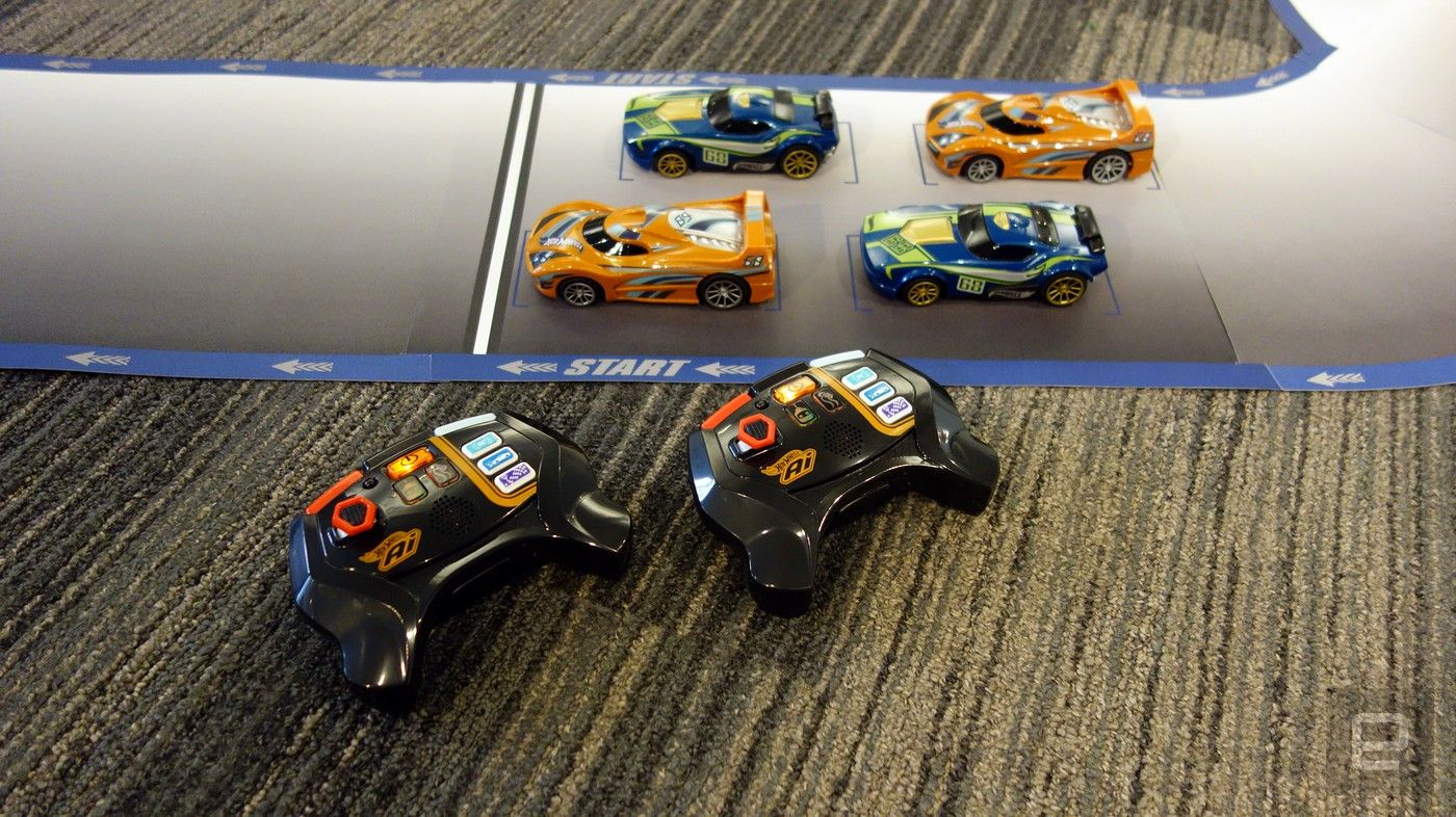 Hot Wheels AI is the love child of slot cars and Roomba - Autoblog
