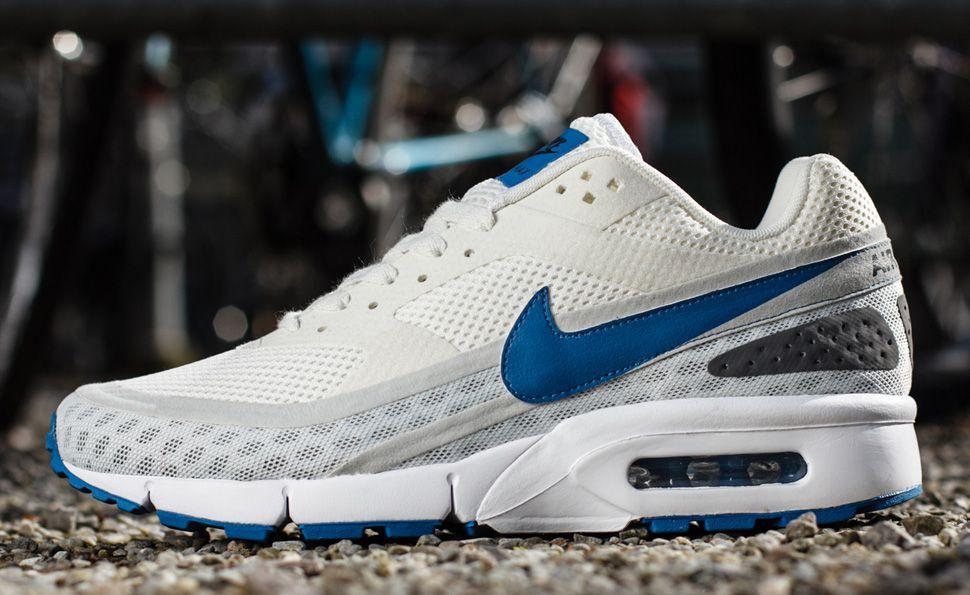 Nike Air Classic Bw Gen Ii Breathe Military Blue Nike Sneaker Magazine Sneakers