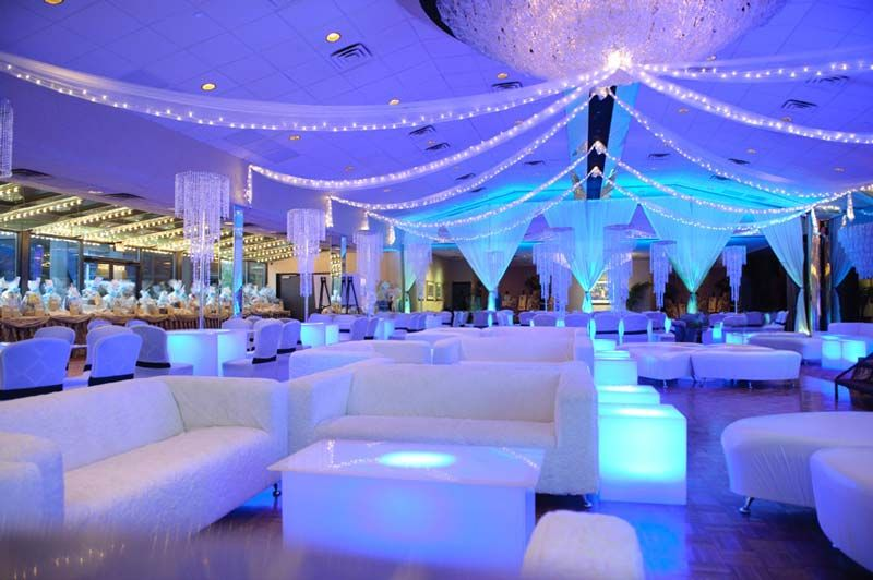 white lounge | white party inspiration | pinterest | long island