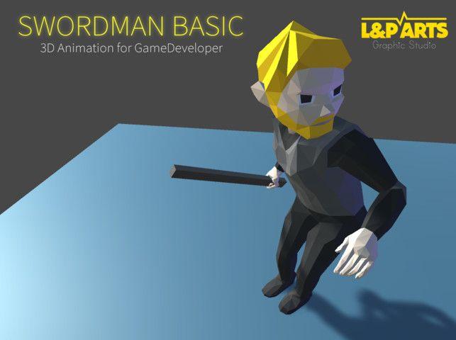 SWORDMAN - Basic