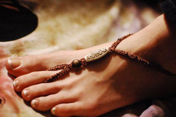 slave anklet