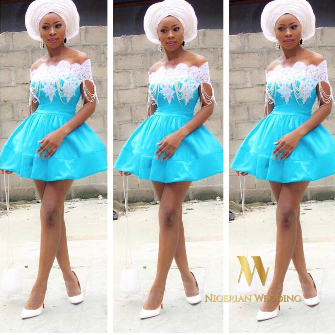 Presents 50+ Breathtaking Aso-ebi Styles | Pinterest | Nigerian ...