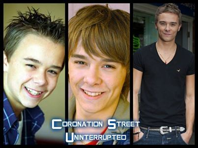 Jack P. Shepherd... aka David Platt... oh he's been a nightmare on the street... but these days I love him! He's too funny!