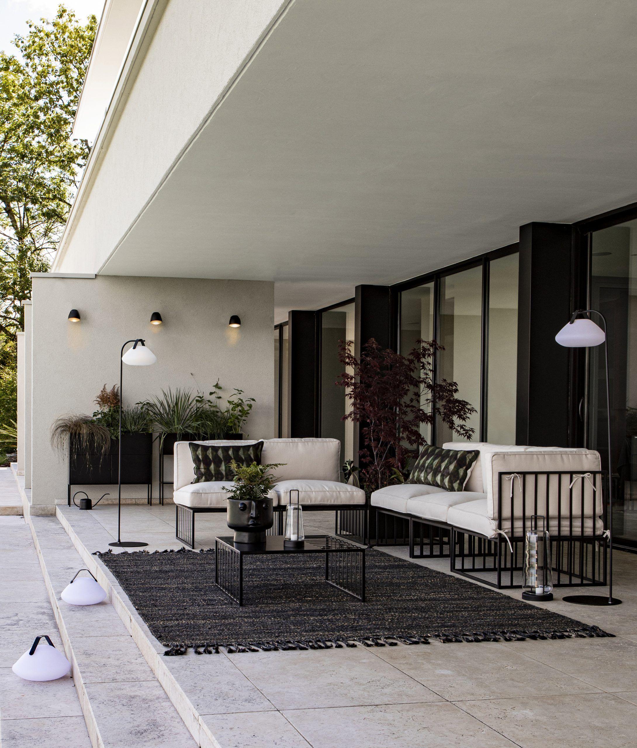 terrasse hiver salon de jardin design