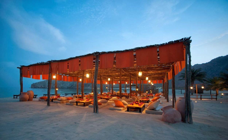 Zighy Bay (Oman) Six Senses Zighy Bay 5* Hotel da