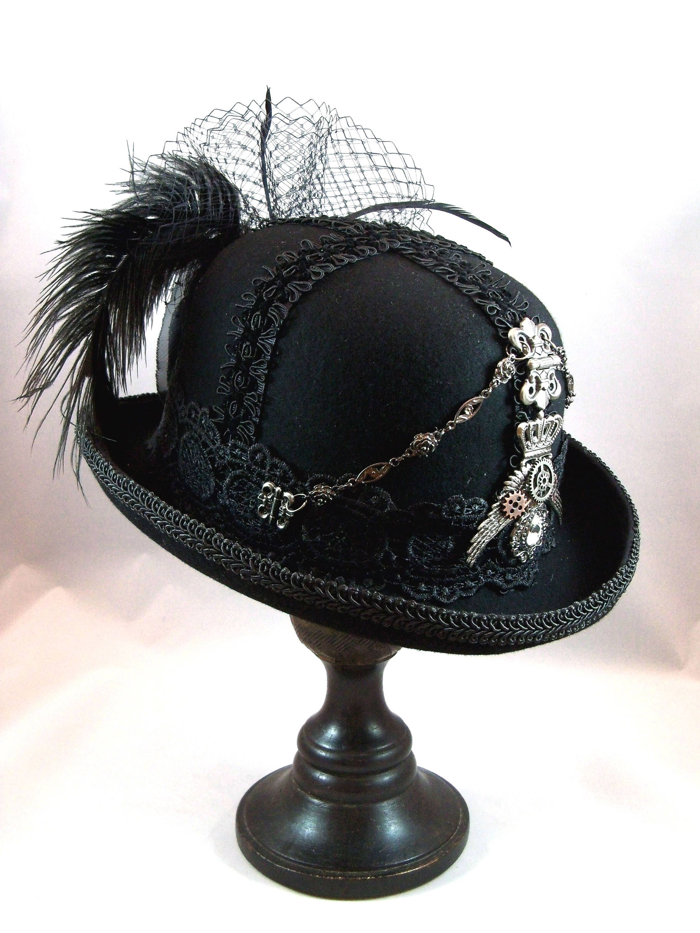 Excited to share the latest addition to my  etsy shop  Steampunk Hat 2f67a0e3228