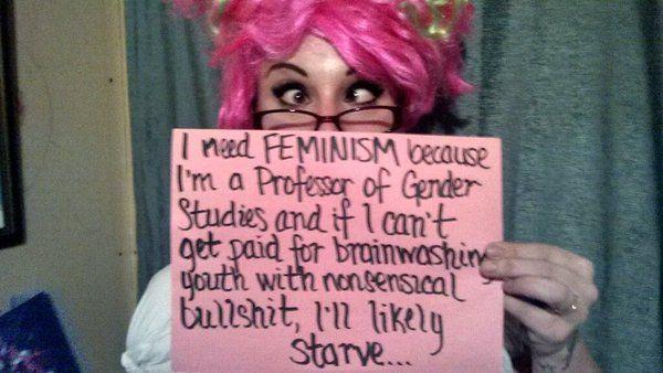 #anti-feminism #antifeminism #FeminismIsCancer