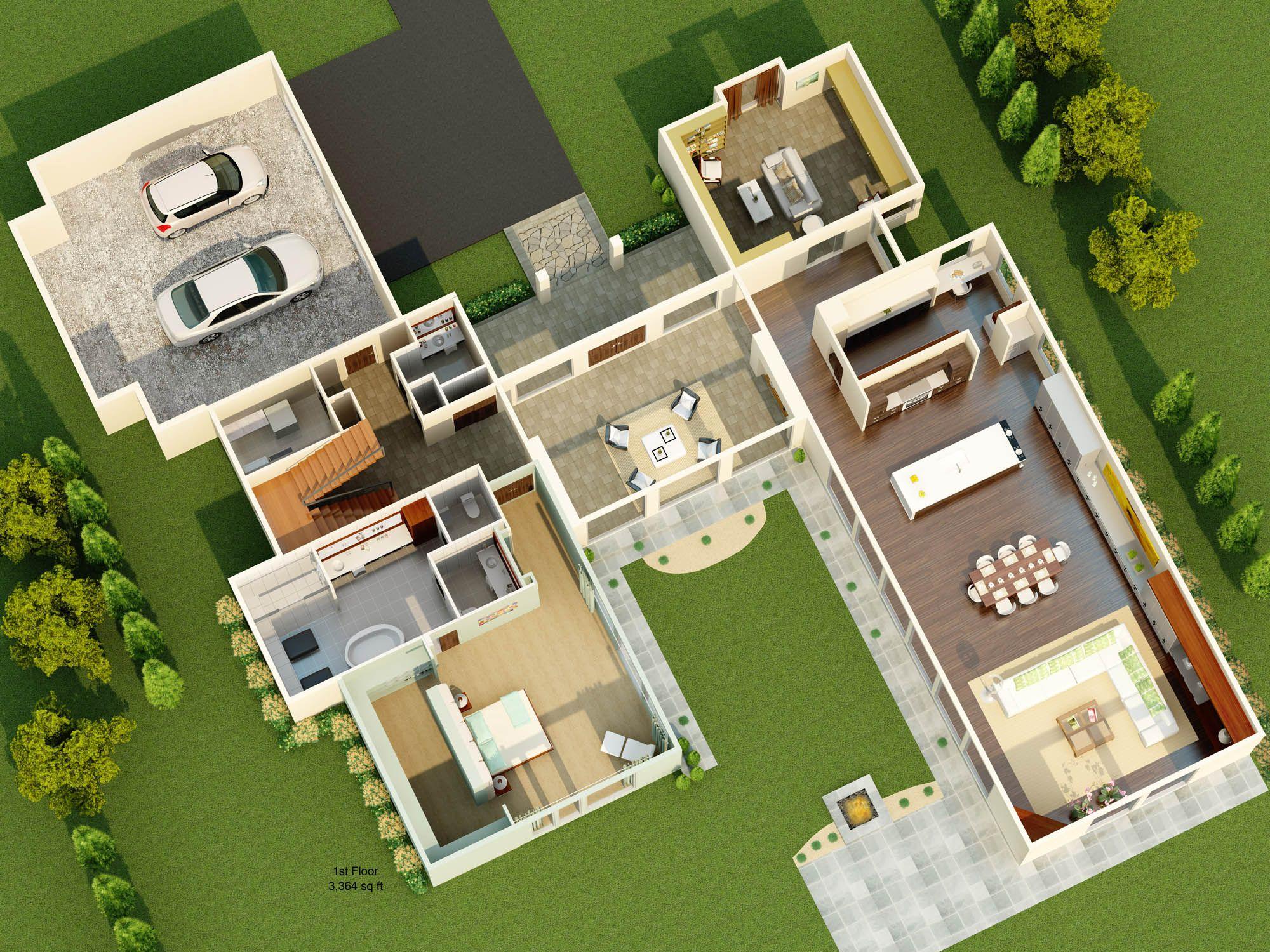 Perfect Floor Plan   Dream House