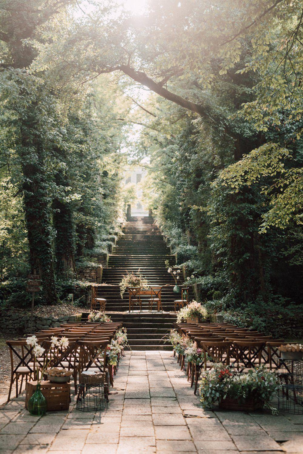Secret Garden Wedding in Italy enchantedgardenwedding