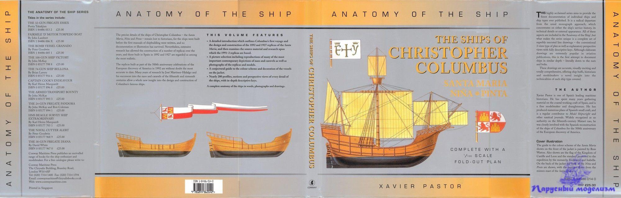 The Ships of Christopher Columbus | Carabelas..1492..Colón ...