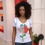 10 Ideias para Customizar a Camiseta Branca