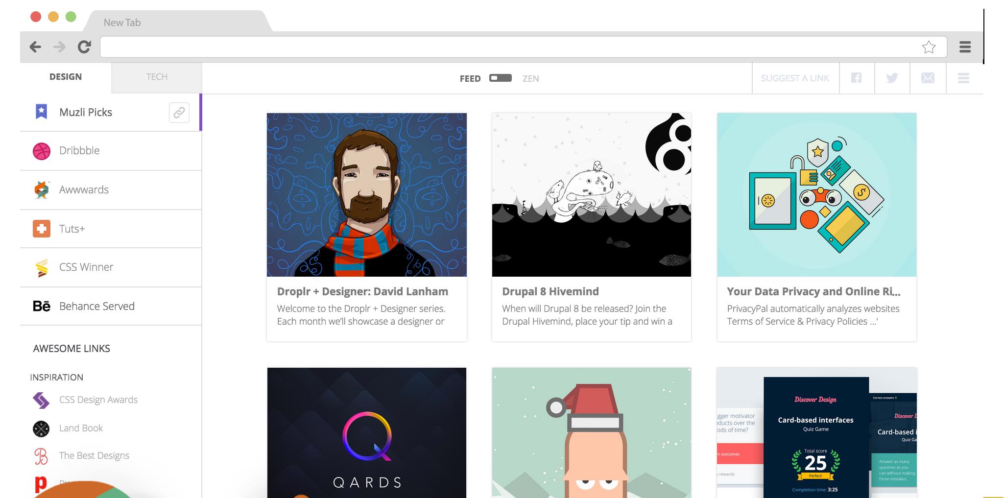 Muzli Design Inspiration Web Design Resources Web Design Website Design