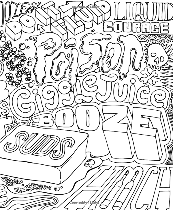 Amazon.com: Sobriety Garden Coloring Book #2: An adult coloring book with  36 gorgeous designs centered a… | Love coloring pages, Baby coloring pages,  Coloring books | 727x600
