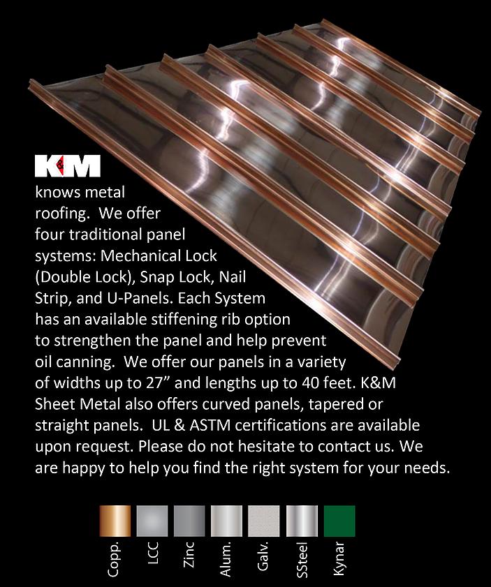 Metal Roof Panels Wall Panels Flat Lock Panels Copper Aluminum Zinc Metal Roof Metal Roof Panels Sheet Metal Roofing