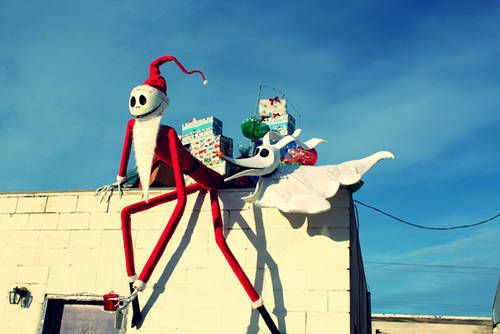 Eureka!!! This year, Christmas Will be Ours!!!! 12+ Foot Tall Jack