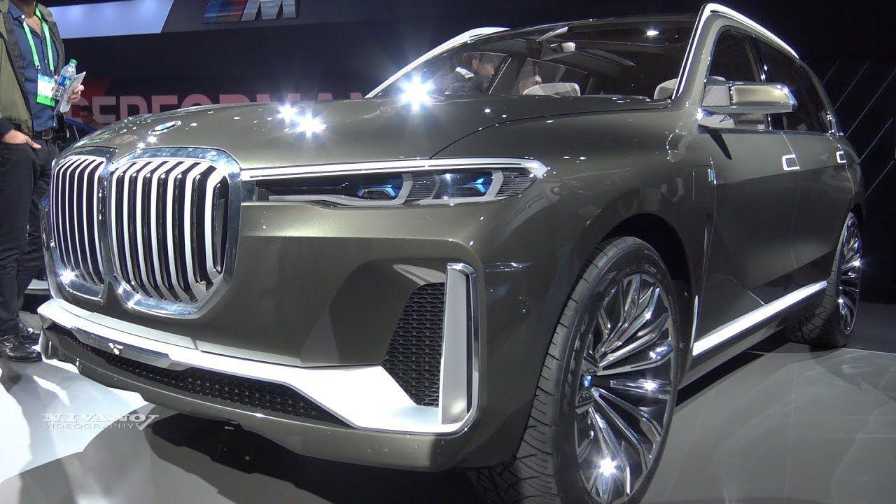 2019 Bmw X7 Suv Exterior And Interior Walkaround Bmw X7 Suv