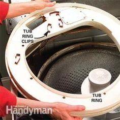 How To Repair A Leaking Washing Machine Washing Machine