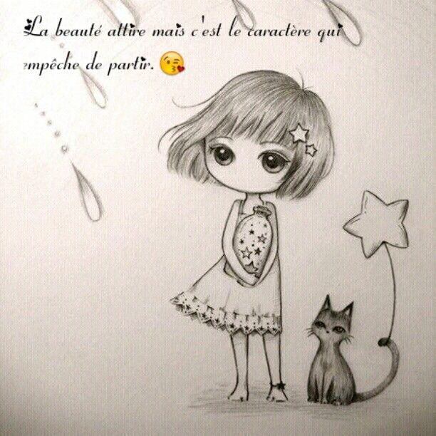Cute Quotes In French: Pin By Niyaachan Neechan On French Quotes (mine