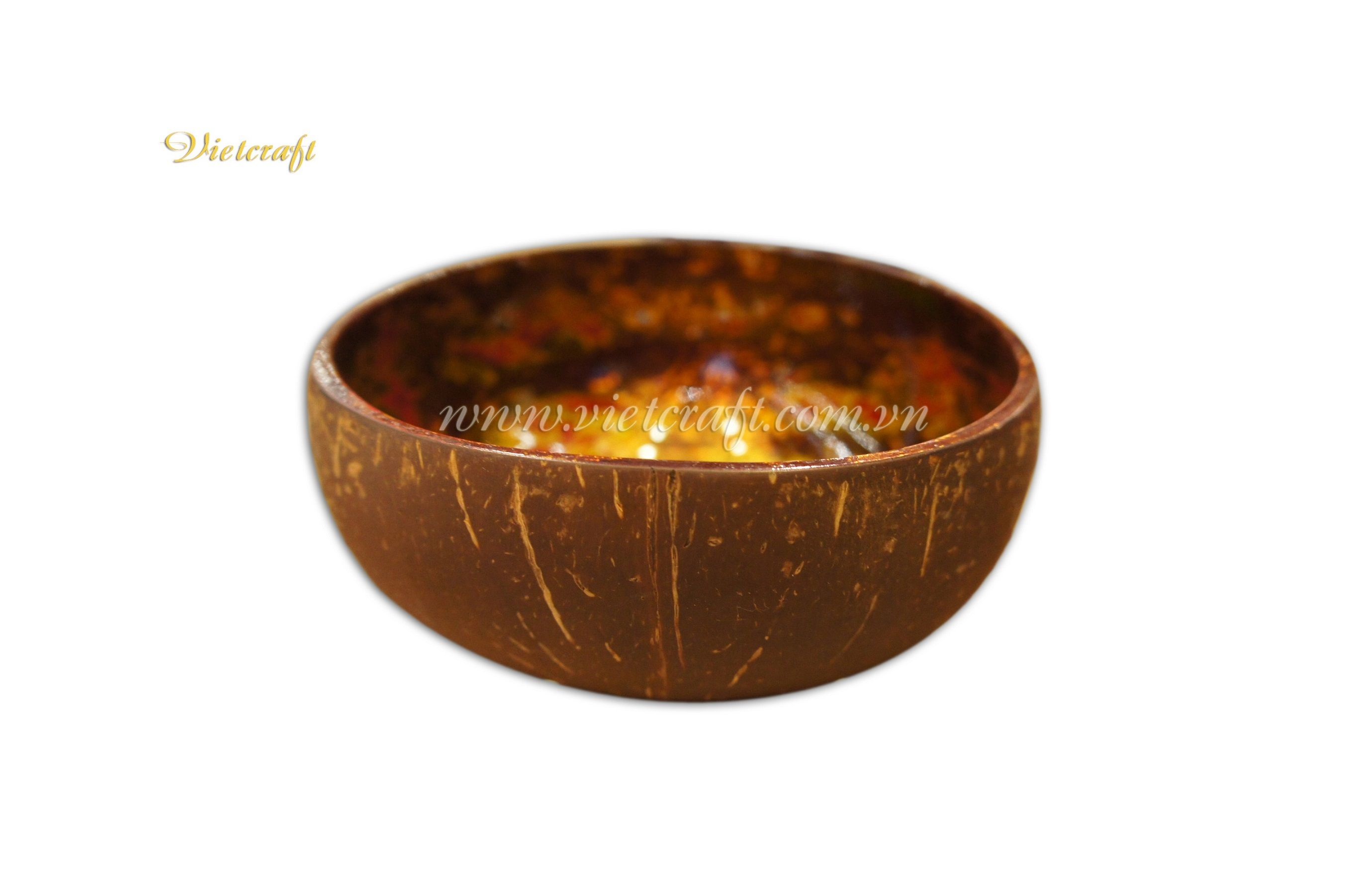 Handcrafted from Vietnam. Stunning wood and eggshell cuff bangles