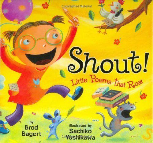 Shout!: Little Poems that Roar by Brod Bagert, http://www.amazon.com/dp/0803729723/ref=cm_sw_r_pi_dp_qYbTqb1JX7VRF