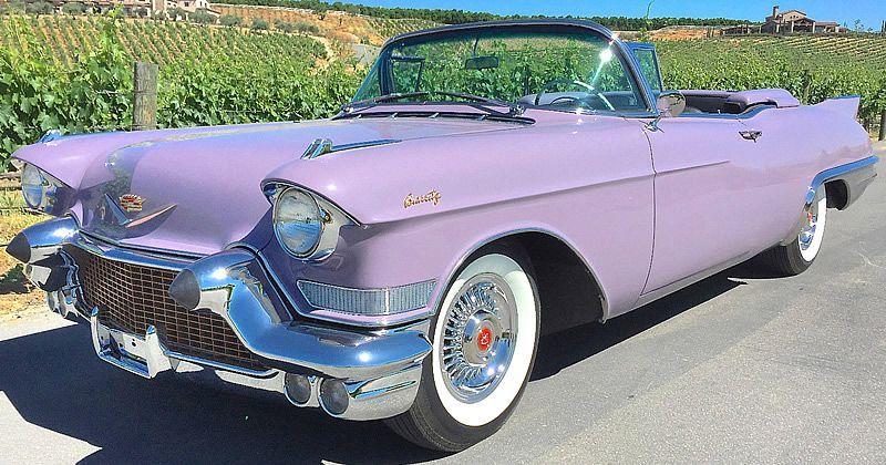 1957 Cadillac Eldorado Biarritz..Re-pin Brought to you by agents of car insuranc…