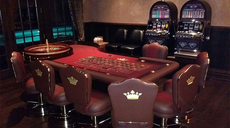 Cleopatra roulette table shuffleboard tables