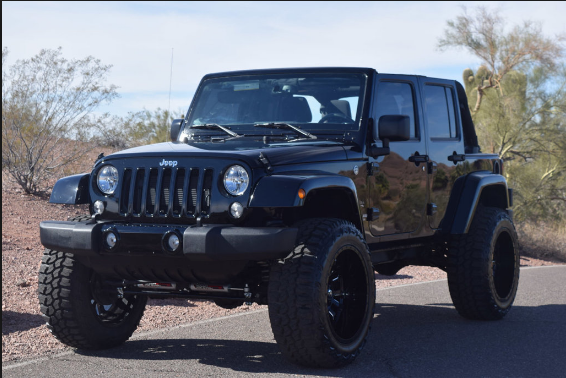2017 Jeep Wrangler Owners Manual In