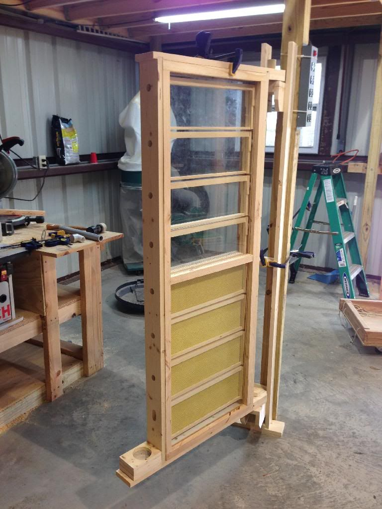 my observation hive bees pinterest bees beekeeping and