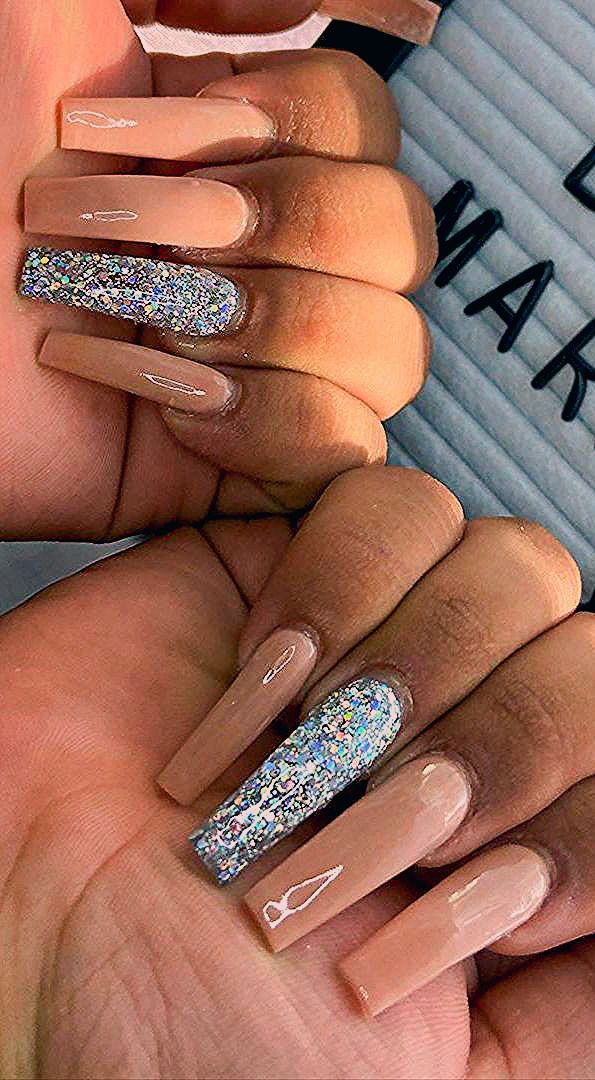Photo of 45+ The Most Stylish Ideas For Coffin Nails Designs for 2020 Part 18