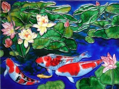 Continental Art Center AD-0192 12 by 16-Inch Koi Fishes Ceramic Art Tile - http://www.yourfishguide.com/continental-art-center-ad-0192-12-by-16-inch-koi-fishes-ceramic-art-tile/?utm_source=PN&utm_medium=http%3A%2F%2Fwww.pinterest.com%2Fpin%2F368450813235896433&utm_campaign=SNAP%2Bfrom%2BKoi+Fish+Facts