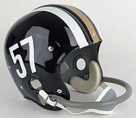 Missouri Tigers 1957-60 Authentic Vintage Full Size Helmet
