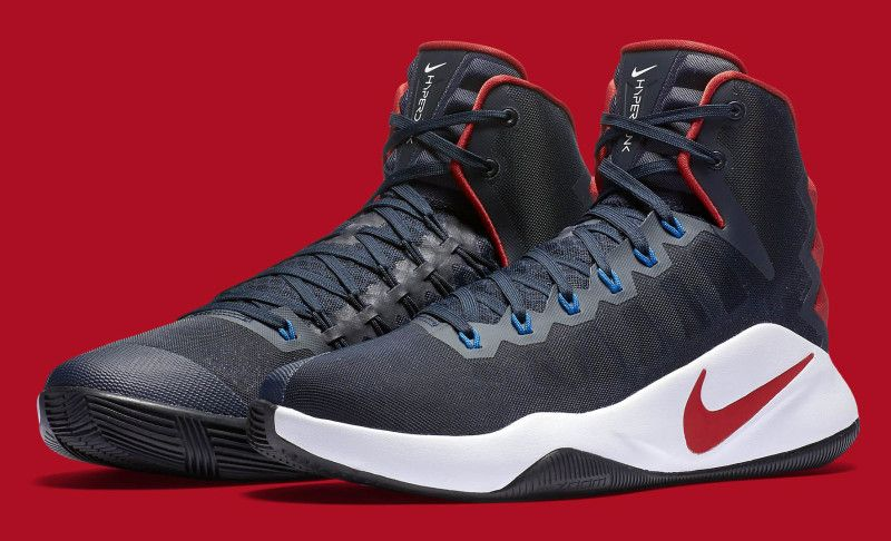 big sale 94485 6d282 The Nike Hyperdunk 2016 USA Is Arriving Soon