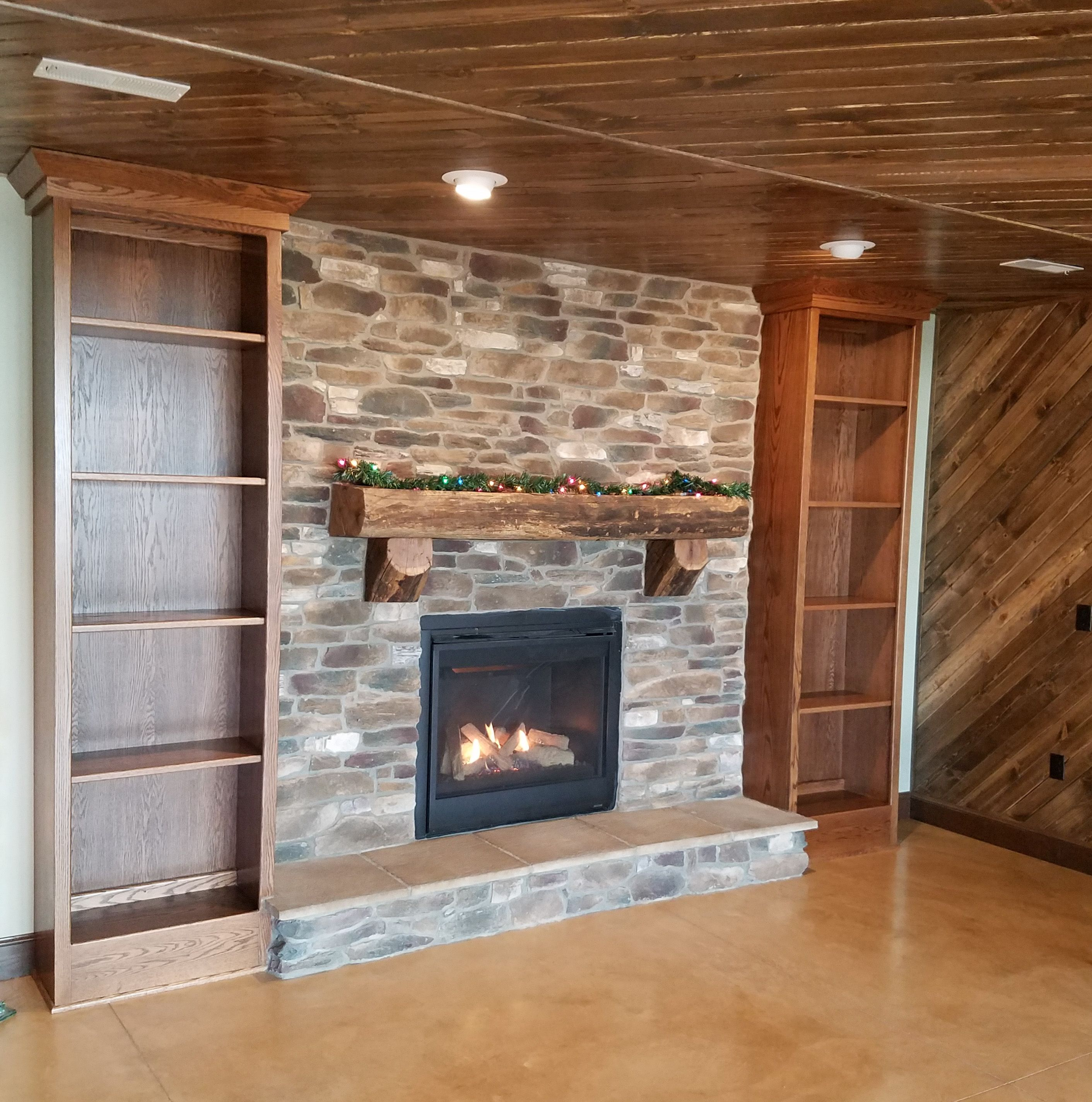 Make Your Basement Into A Family Retreat With The Warmth