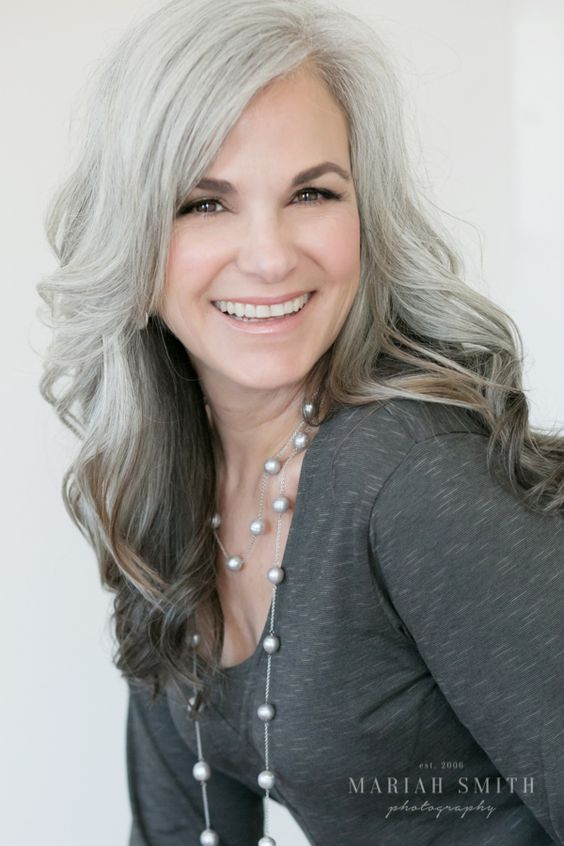 Grey Hair Color Women Over 40 2017 Jpg 564 215 846 Grey